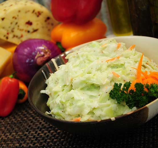 Coleslaw Made in Wisconsin