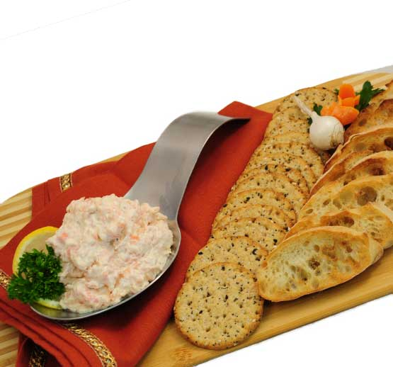 Smoked Imitation Salmon Dip