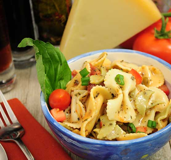 Great Tasting Pasta Salads Made in Wisconsin