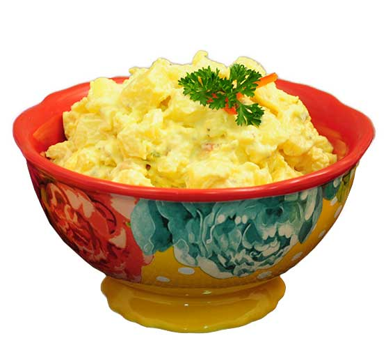 American Mustard Potato Salad