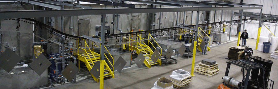 Powder Paint & Powder Coating in Wausau, WI