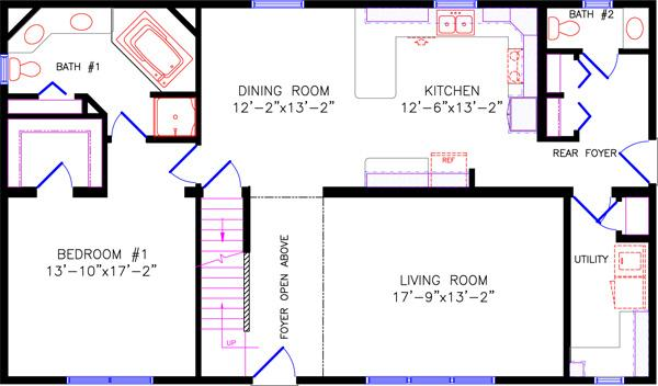 Cape Cod House Plans Master Bedroom First Floor Google
