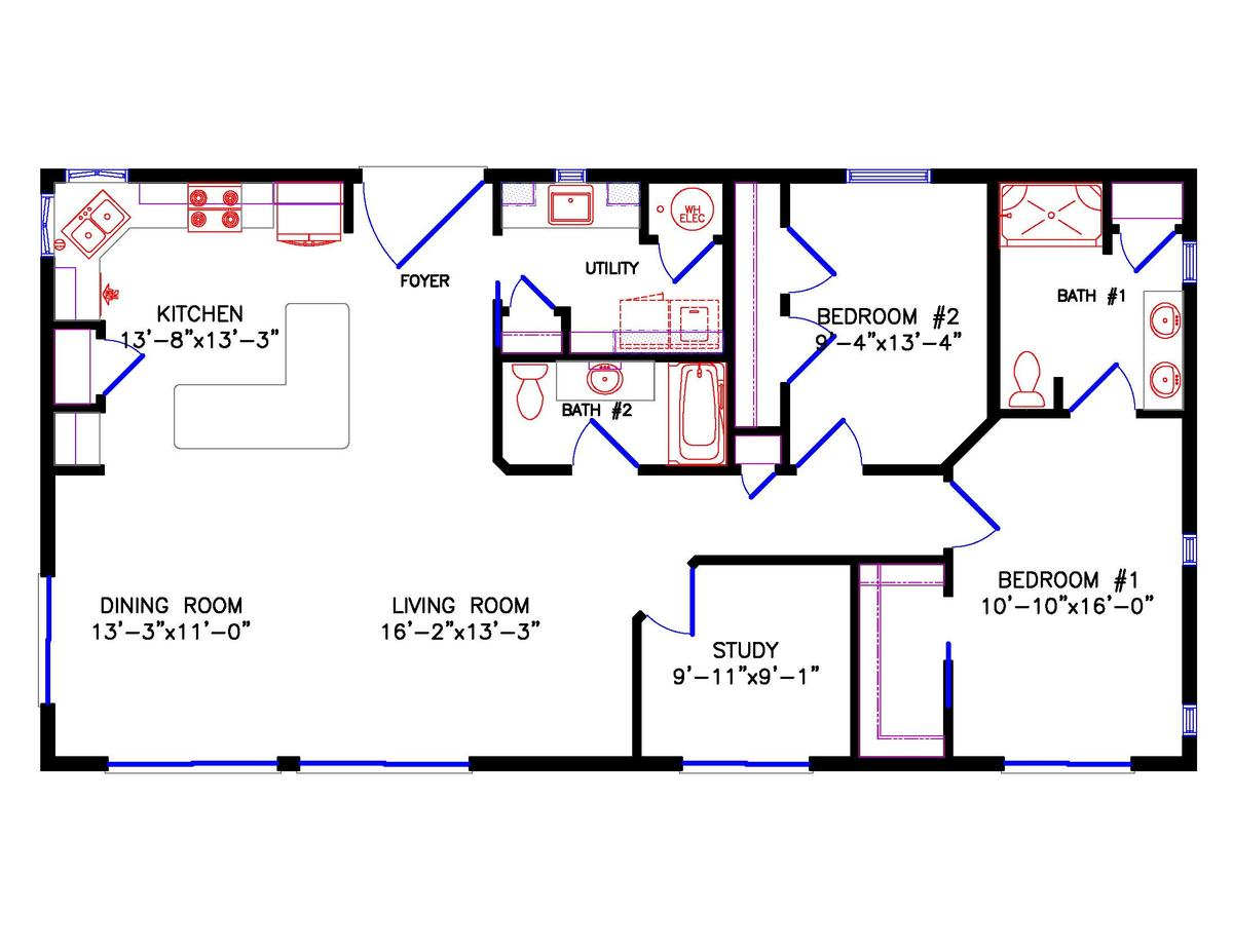 1 Bedroom Cabin Floor Plan Joy Studio Design Gallery