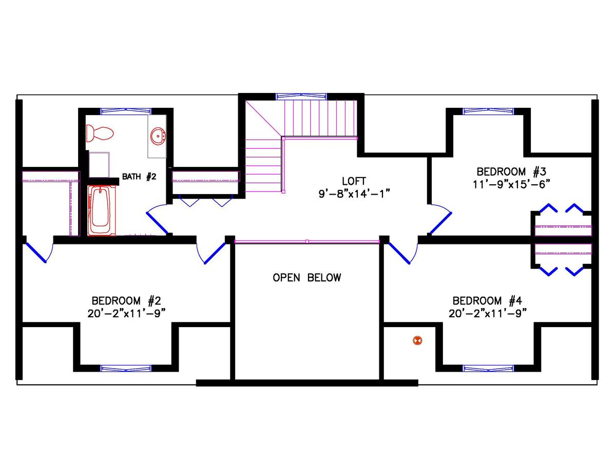 Photo brady bunch house plan images brady bunch house for Marshfield homes floor plans