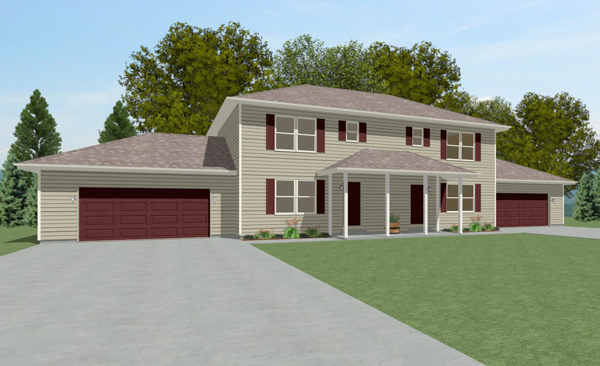Wisconsin Homes can build duplexes and multi-family homes