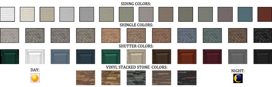 Siding Color Visualizer Choose Siding With Siding Color