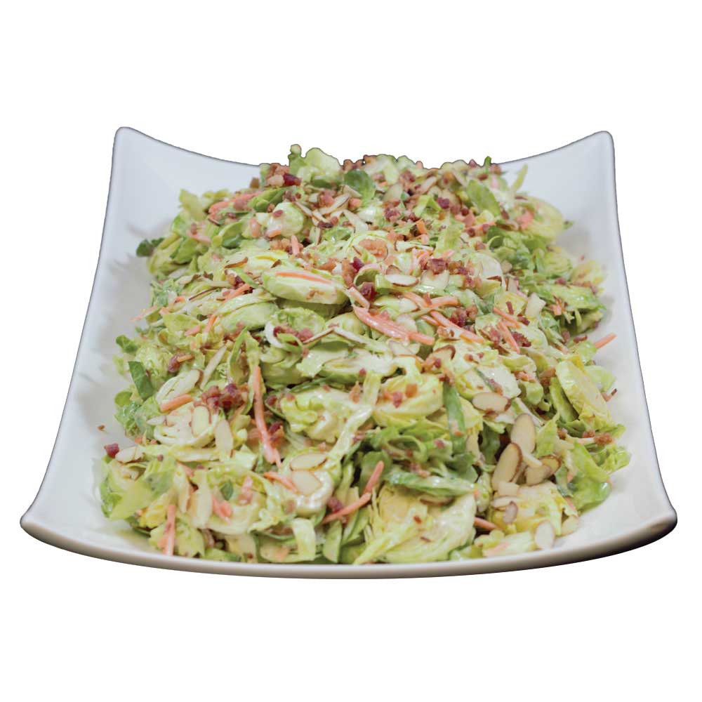 Shaved Brussel Sprouts with Bacon Kit