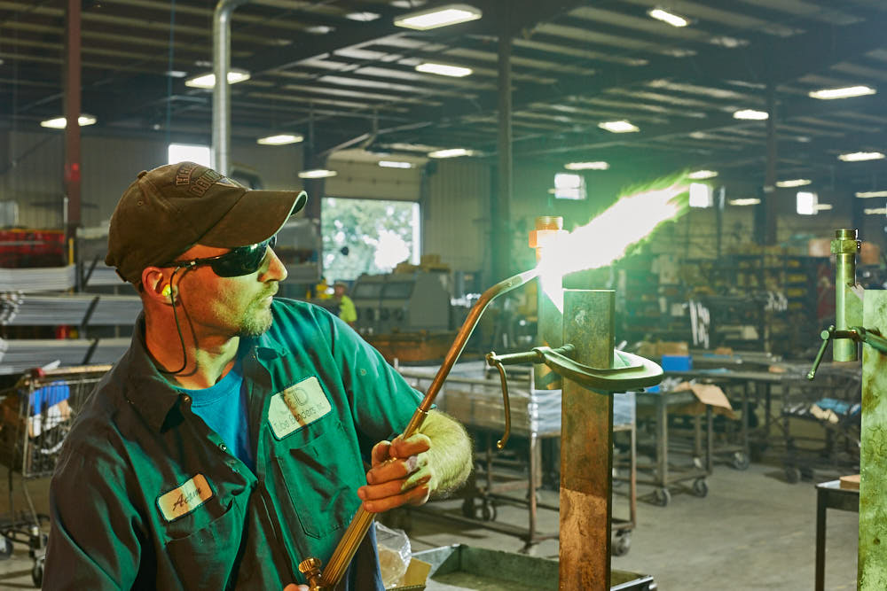 Custom Pipe & Tube Welding & Brazing Services in Wisconsin