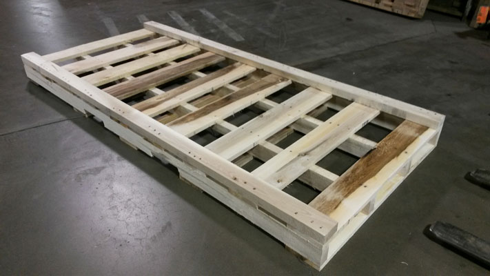 Hardwood Pallets for Sale in Illinois