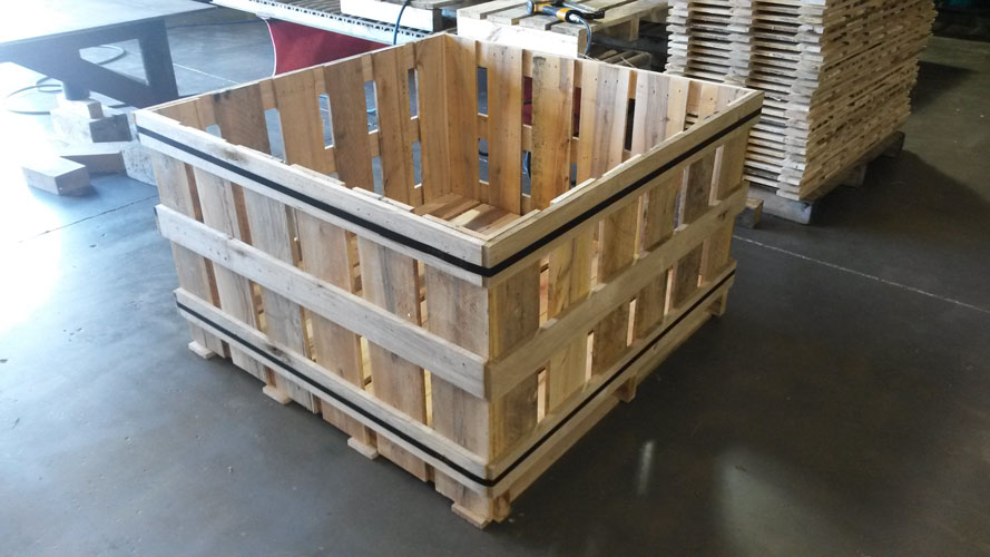 Pallet toppers in Illinois