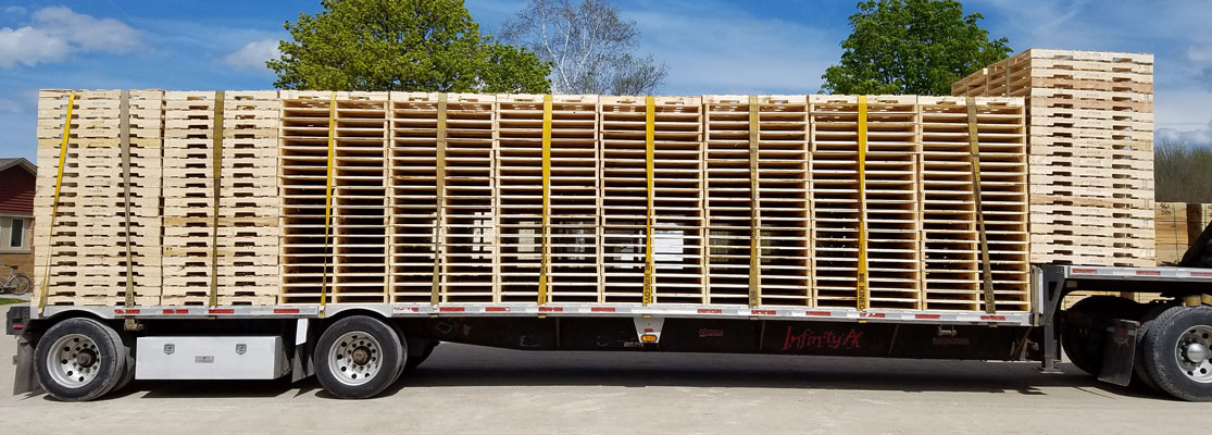 Hardwood Pallets for Sale in Milwaukee, WI