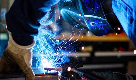 Manual & Robotic Welding