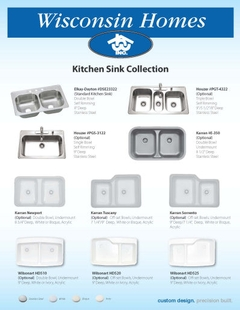 Hot Off The Press Sinks