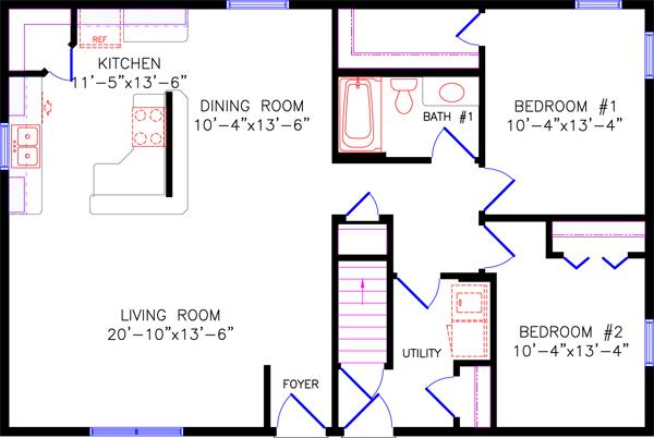 Efcd D Thwood Floorplan