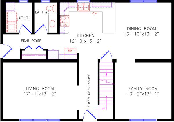 Floor 28 Home Plan