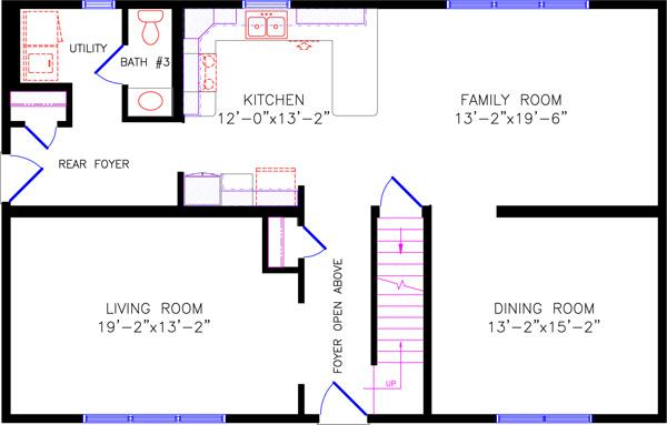 Colonial House Floor Plans X on large 1 bedroom floor plans, simple small house floor plans, 48 x 32 floor plans, simple 1 bedroom floor plans, unique open floor plans, 24x36 house floor plans, 28x32 floor plans, 24x32 floor plans, 24x24 floor plans, 18x36 floor plans, 36x36 floor plans, 16x26 floor plans, 30x30 house floor plans, 25x25 floor plans, 12x20 floor plans, 28x40 floor plans, 12x12 floor plans, l-shaped garage floor plans, 24x28 floor plans, 30x28 floor plans,
